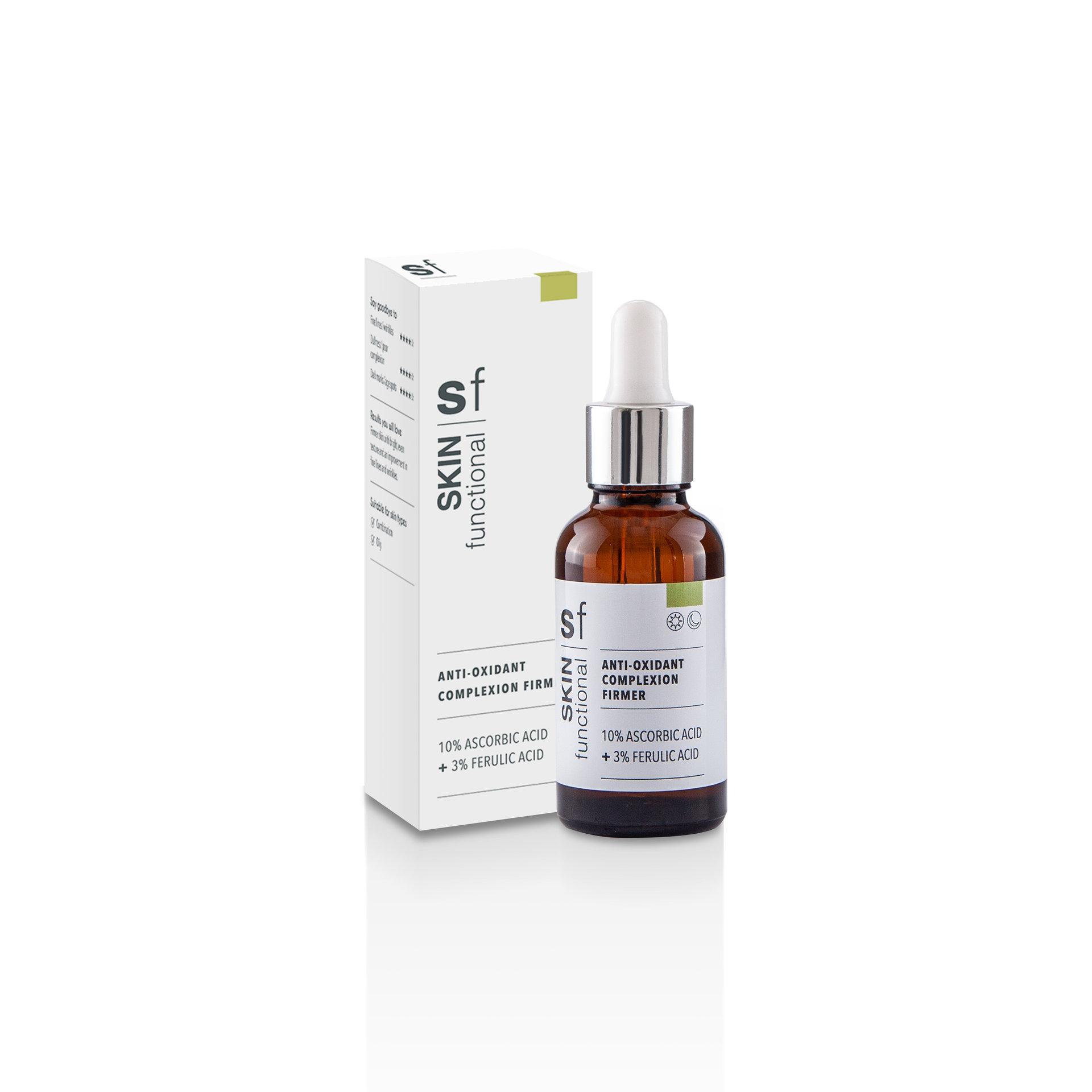 Anti-Oxidant Complexion Firmer - 10% Ascorbic Acid + 3% Ferulic Acid