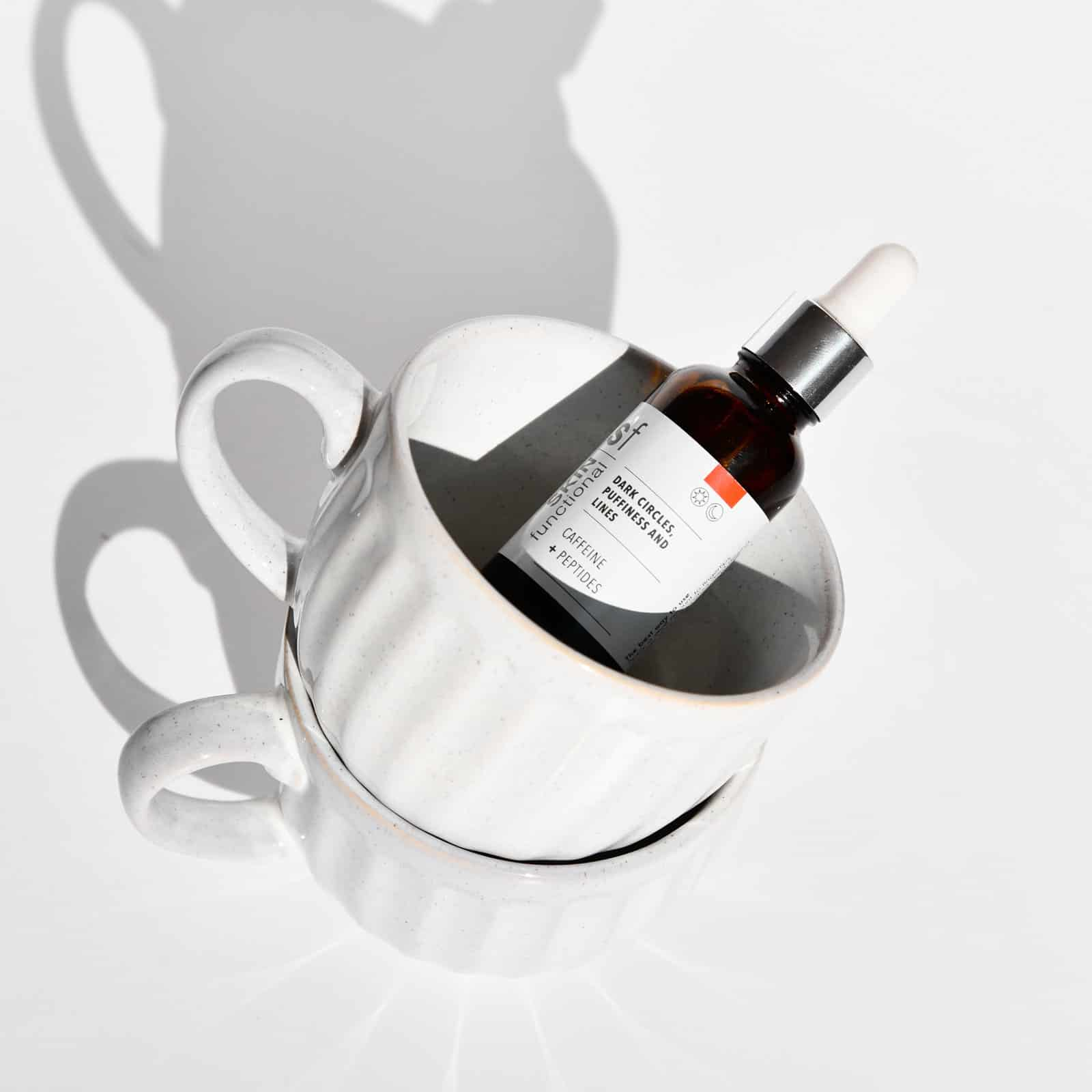 Dark Cirlces Puffiness And Lines - Caffeine + Peptides